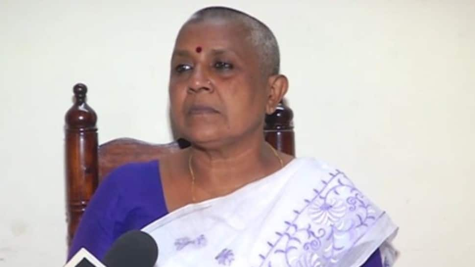 Ex-Kerala Mahila Congress chief who shaved her head after being denied ticket to contest as Independent