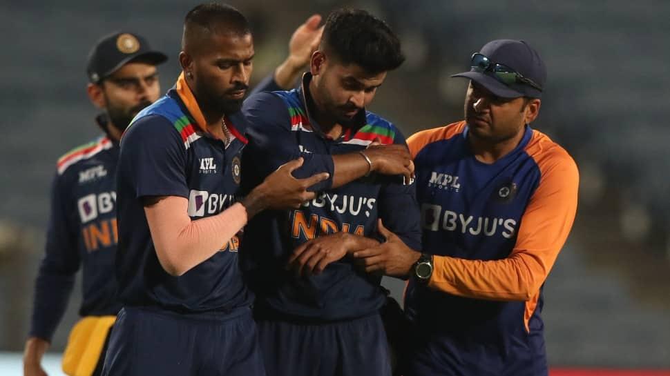 IPL 2021: Major worry for DC as skipper Shreyas Iyer injures shoulder in 1st ODI against England