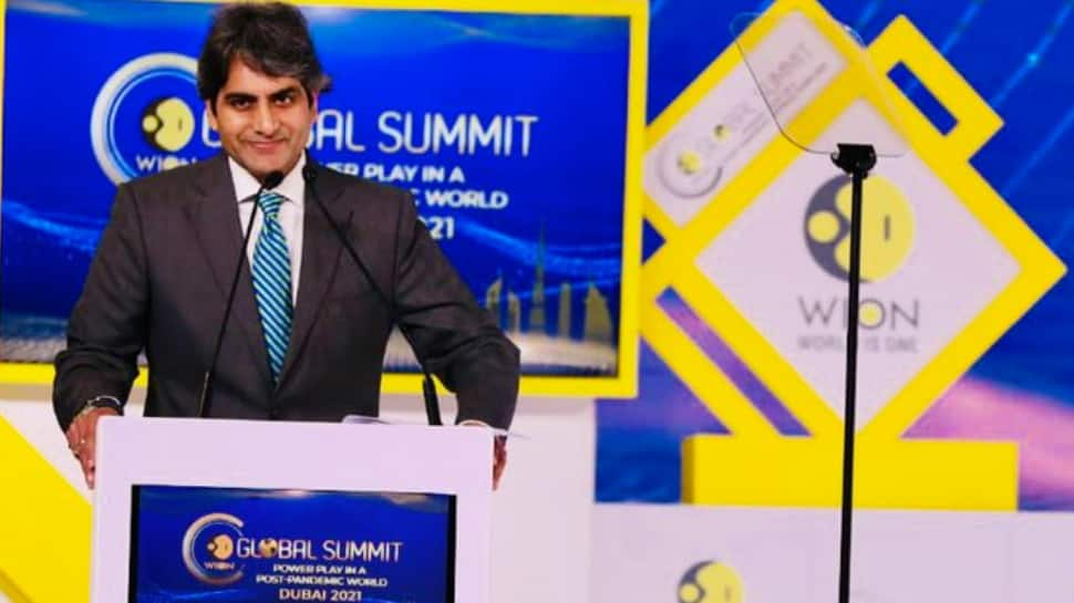 WION's rise coincides with India's: Zee News Editor-in-Chief Sudhir Chaudhary at Global Summit 2021 in Dubai