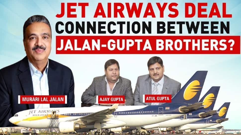Murari Lal Jalan-Gupta brothers link revealed in Jet Airways resolution plan?