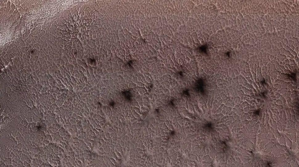 Curious case of 'Spiders on Mars', NASA working on this weird mystery
