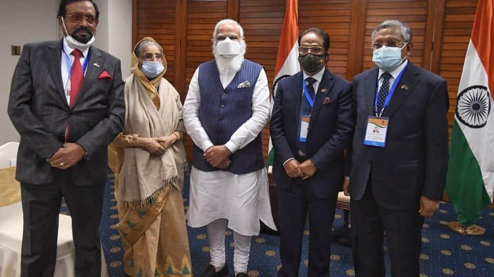 PM Modi meets liberation war fighters