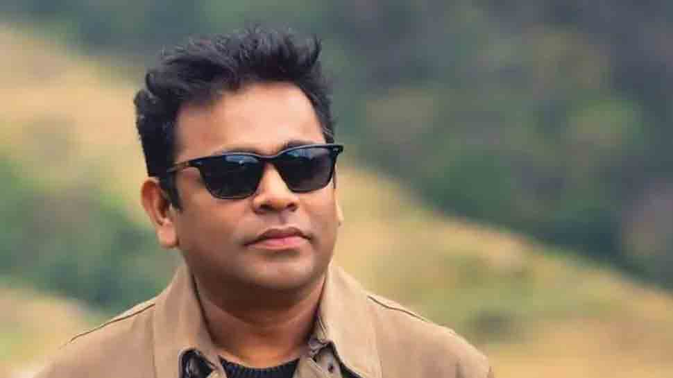 AR Rahman trolls anchor for speaking in Hindi at 99 songs audio launch, steps down from stage in viral video