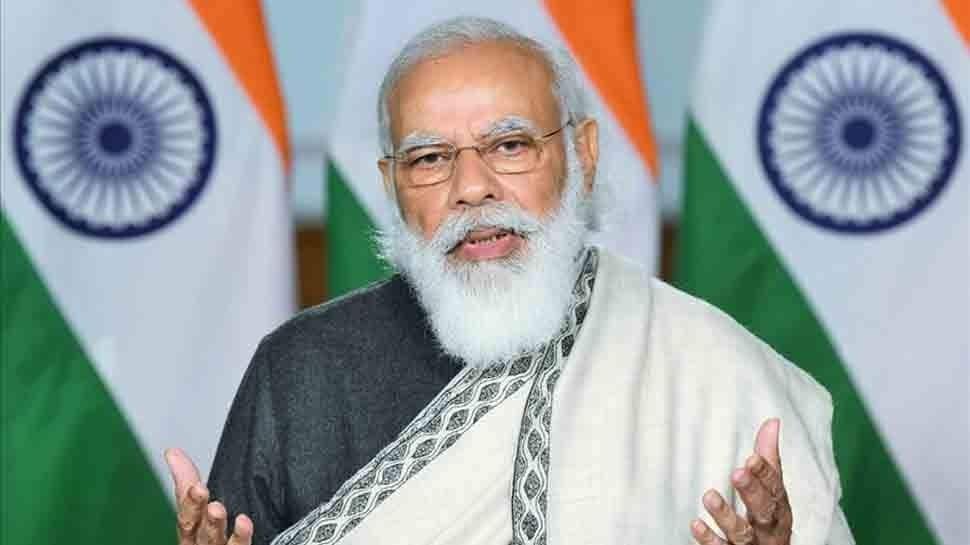 PM Narendra Modi to address nation through his monthly radio programme 'Mann  Ki Baat' today | India News | Zee News