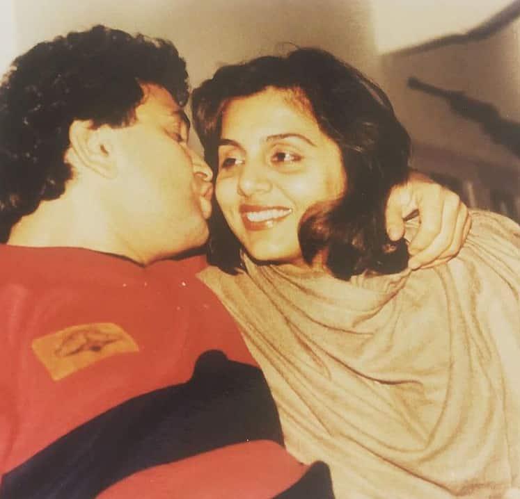 Rishi and Neetu dated for 5 years