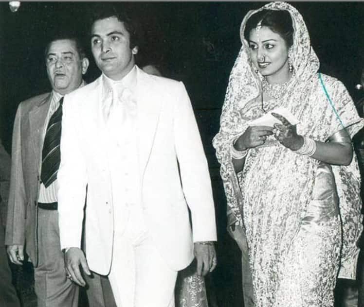 Neetu Kapoor - Rishi Kapoor : A hit on-screen jodi