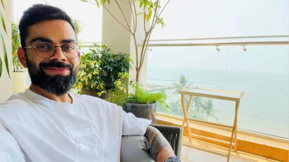 IPL 2021: Virat Kohli takes bio-bubble 'break', chills out at home before heading to Chennai
