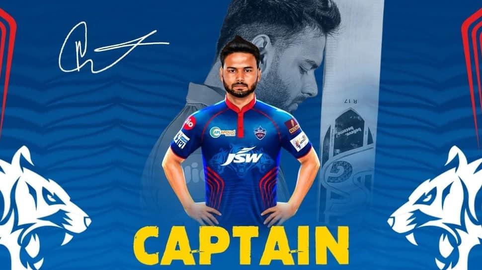 IPL 2021: Delhi Capitals announce Rishabh Pant as their new captain | Cricket News | Zee News
