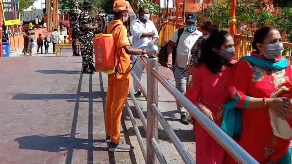 Kumbh in Haridwar
