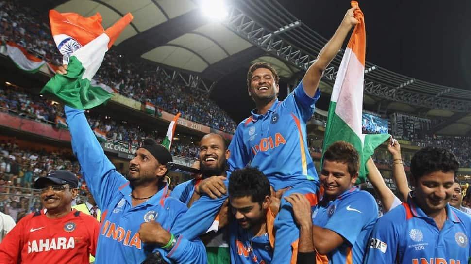 10 years of 2011 World Cup win: We wanted to win for Sachin Tendulkar, says Yuvraj Singh