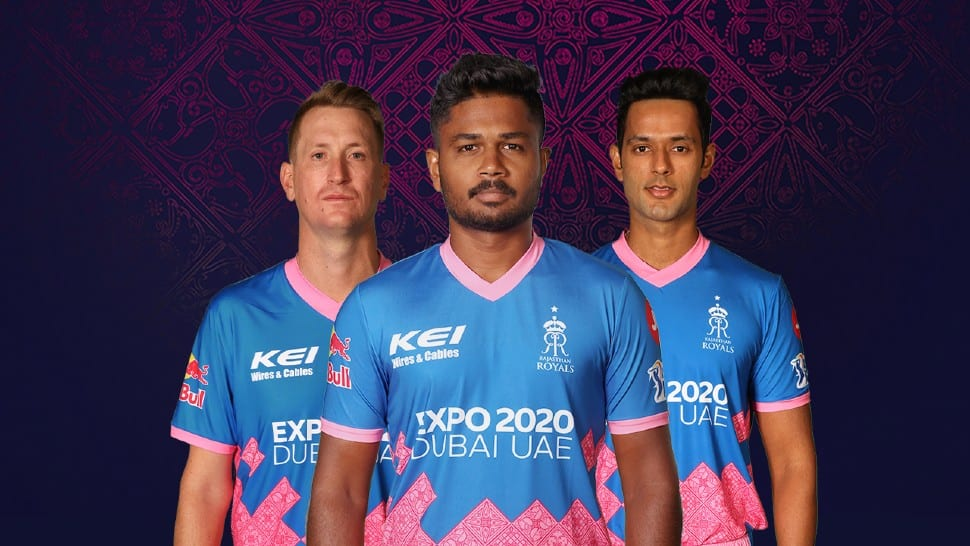IPL 2021: Rajasthan Royals' stunning jersey launch will leave you spellbound, watch