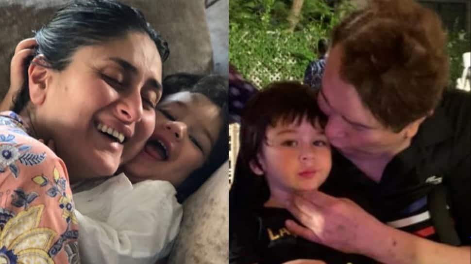 Kareena Kapoor's father Randhir Kapoor 'accidentally' shares first pic of her second child, deletes post in split seconds!