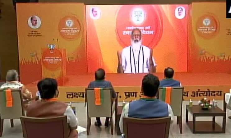 We fulfilled Shyama Prasad Mukherjee's vision of one India: PM Narendra Modi on BJP's 41st foundation day