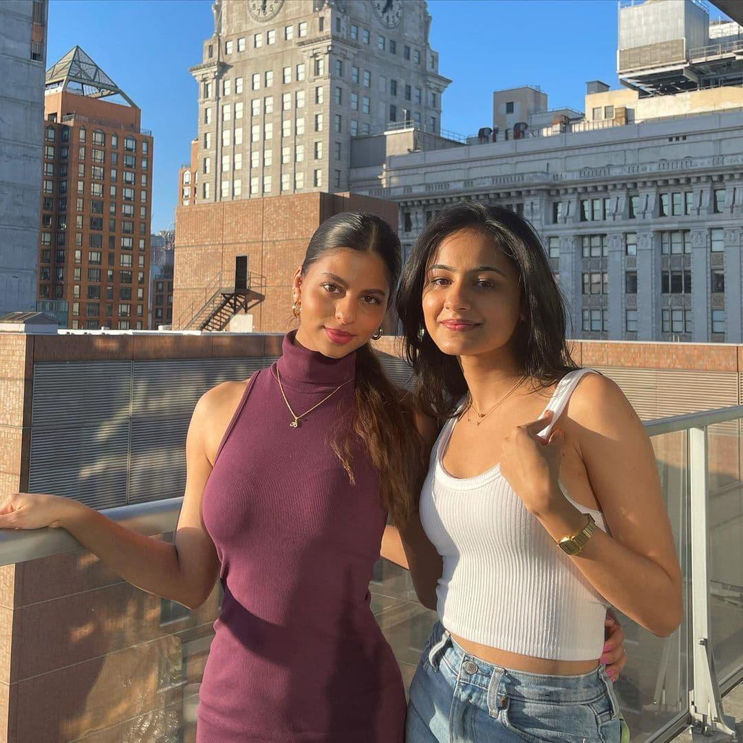 Suhana Khan opens about online trolling