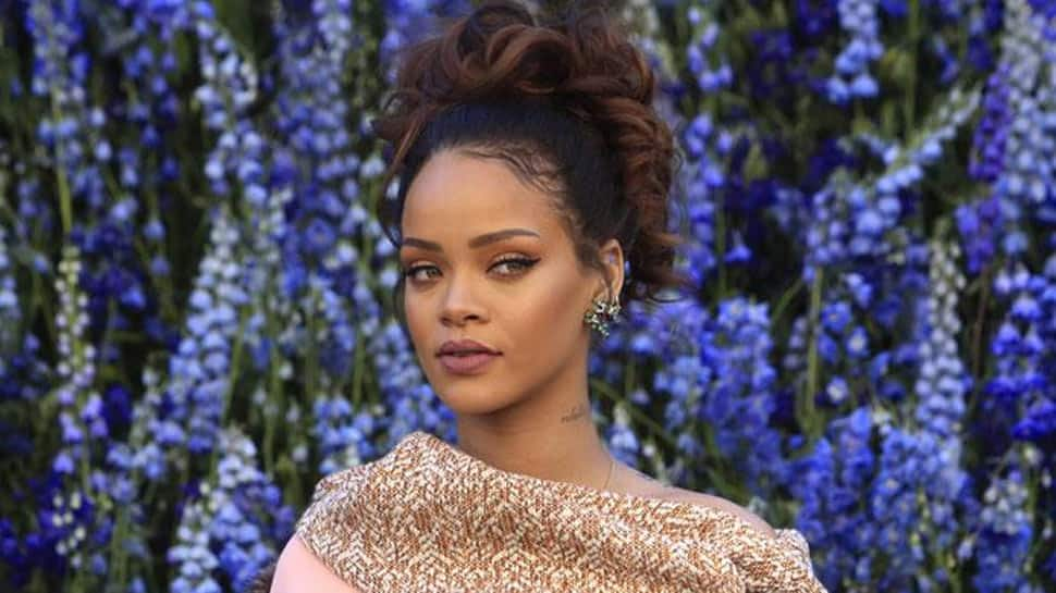 Stop Asian Hate: Man asks protester for her Instagram without realising it's Rihanna herself!