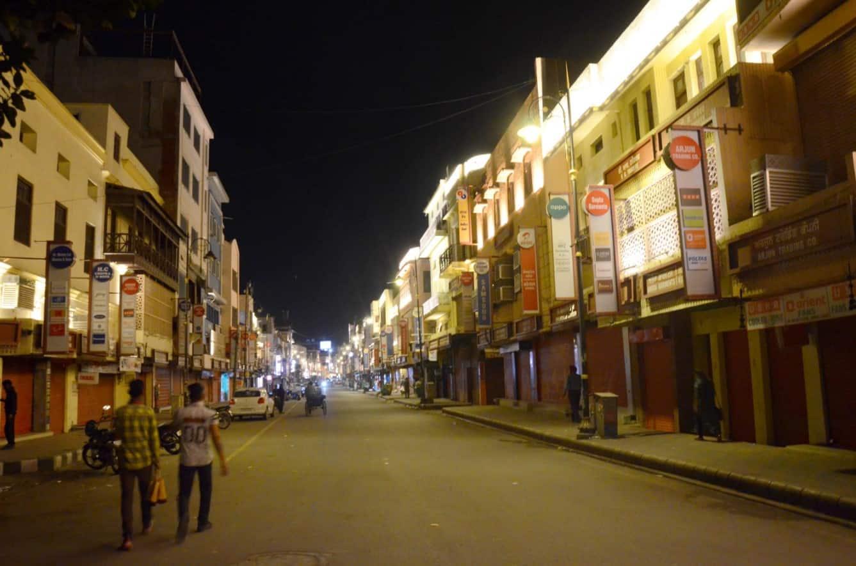 Night curfew to curb COVID-19 spread in Punjab