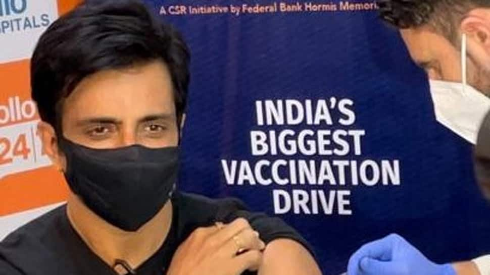 Sonu Sood urges government to start COVID-19 vaccination for 25 years and above, says 'maximum youngsters affected'
