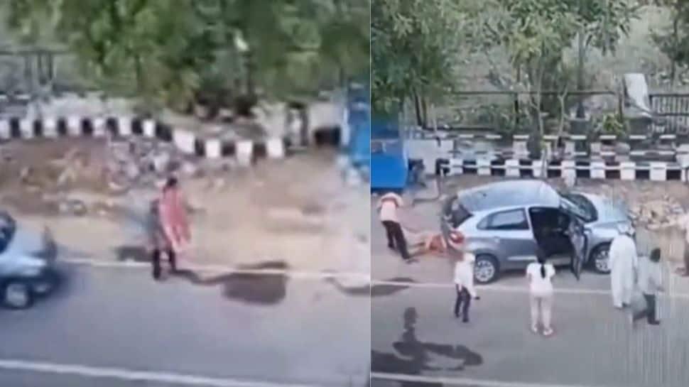 Sister duo arrested for mowing down elderly couple in Delhi's Dwarka