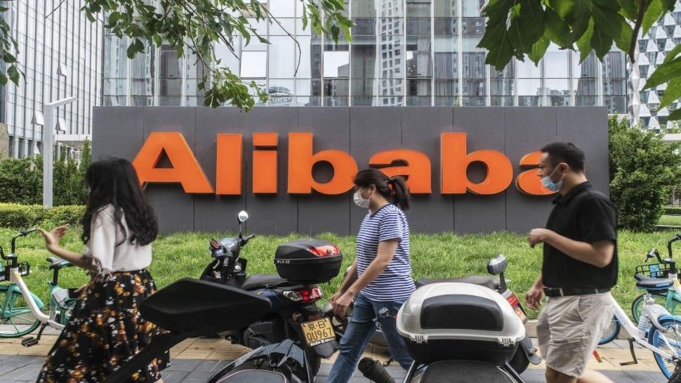 China slaps record $2.8 billion fine on Alibaba after antitrust probe