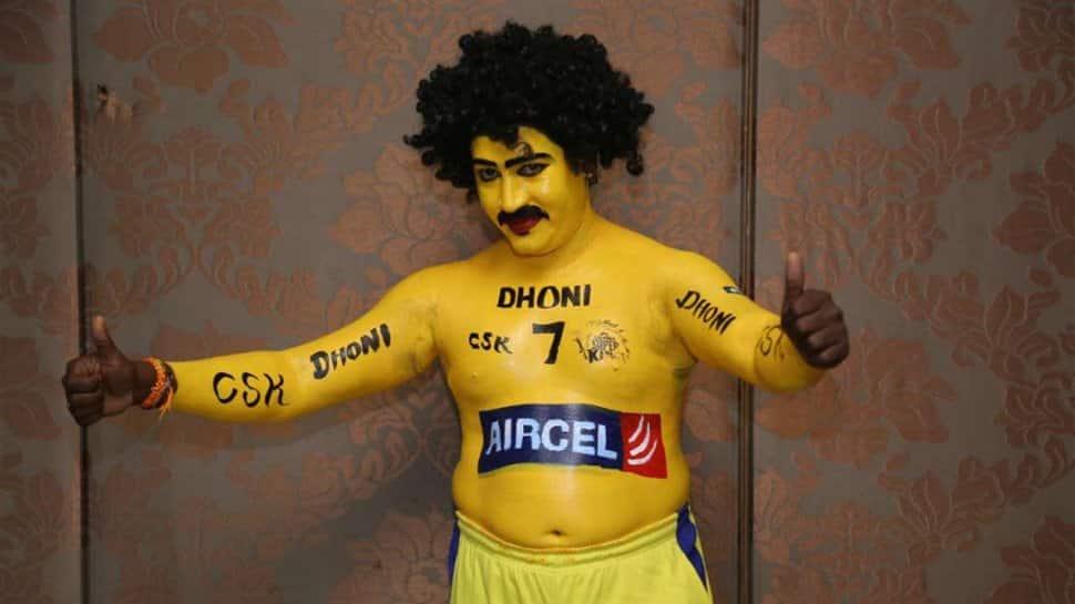 IPL 2021: Meet Saravanan Hari, not just CSK's but MS Dhoni's 'superfan'