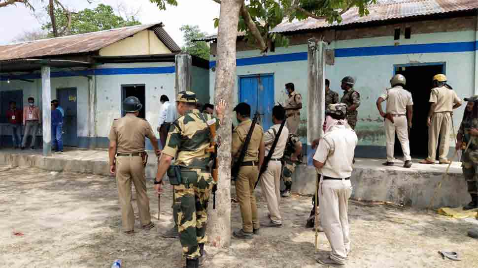 After Cooch Behar firing, 71 more CAPF companies to be deployed for remaning 4 phases of assembly election in West Bengal