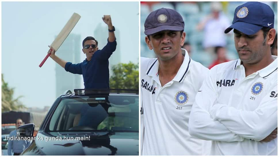 When 'Indiranagar ka gunda' Rahul Dravid lost his cool on MS Dhoni