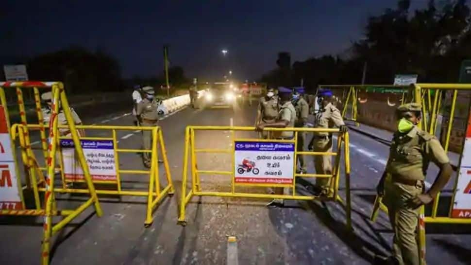 Uttar Pradesh imposes night curfew in districts witnessing spike in COVID-19 cases