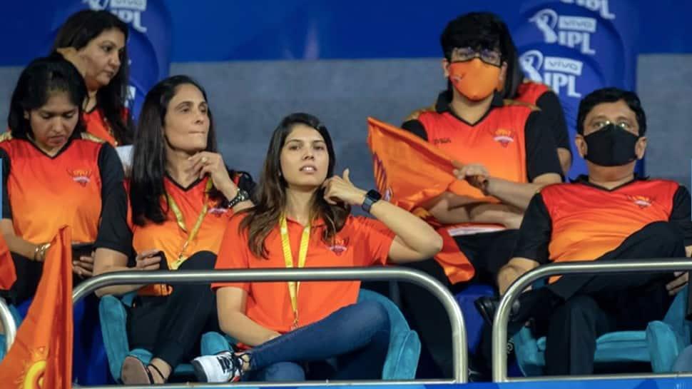 IPL 2021: Sunrisers Hyderabad 'mystery girl' Kaviya Maran steals the show in Chennai