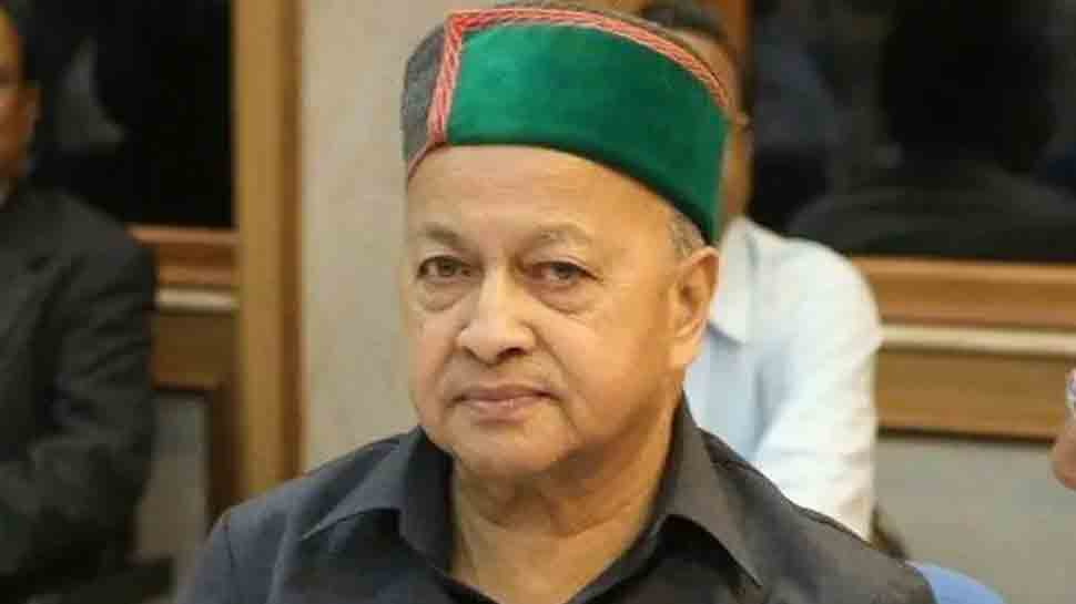 Himachal Pradesh 6-time CM Virbhadra Singh tests COVID-19 positive