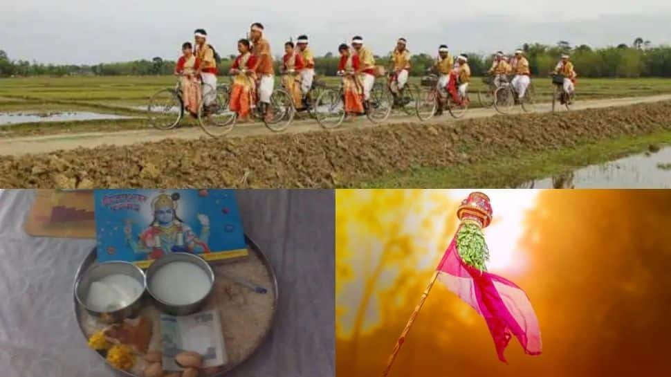 Bohag Bihu, Ugadi, Cheti Chand, Navreh: How India celebrates New Year