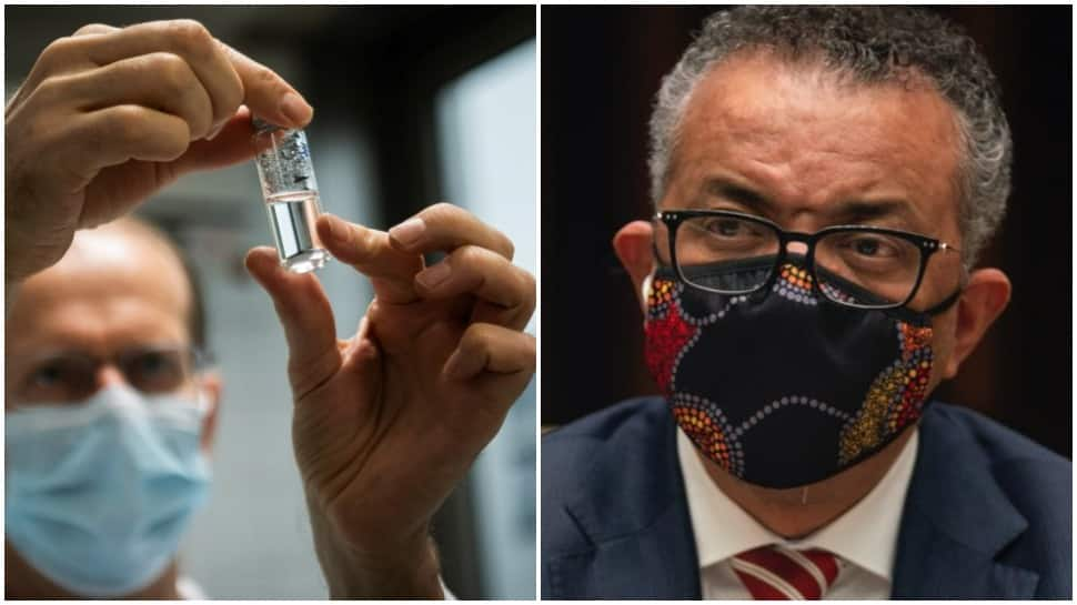COVID-19 vaccines are not the only tool, says WHO Chief Tedros Adhanom Ghebreyesus as he warns 'pandemic long way from over'