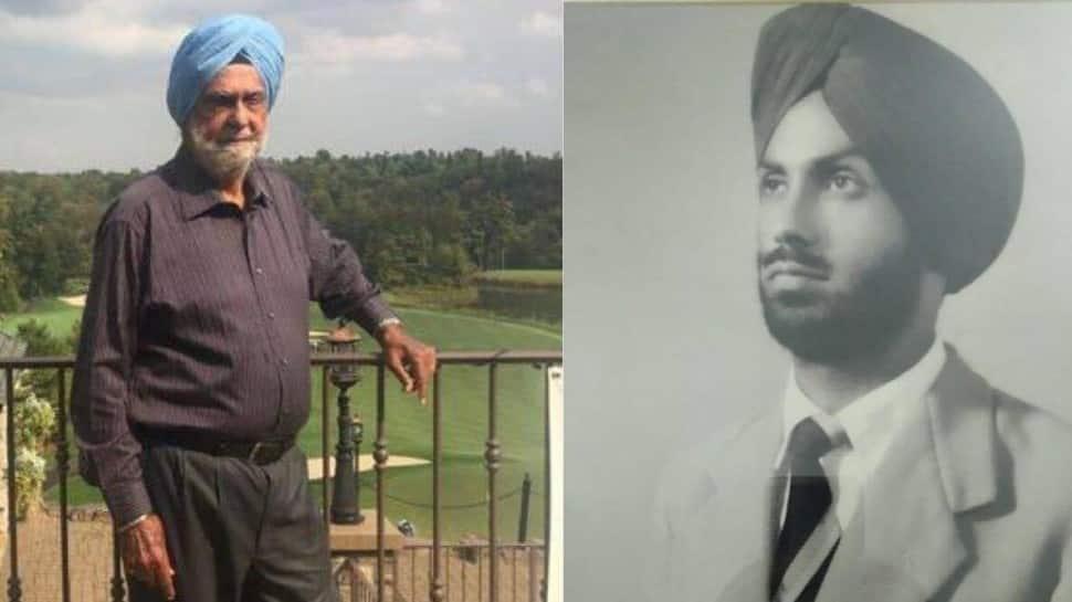 Indian Hockey legend Balbir Singh jr passes away