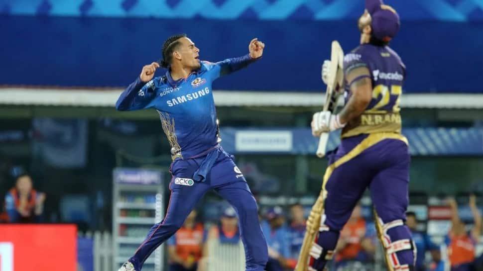 IPL 2021 KKR vs MI: Chahar, Boult, Bumrah shine as Mumbai Indians stun Kolkata Knight Riders in low-scoring thriller