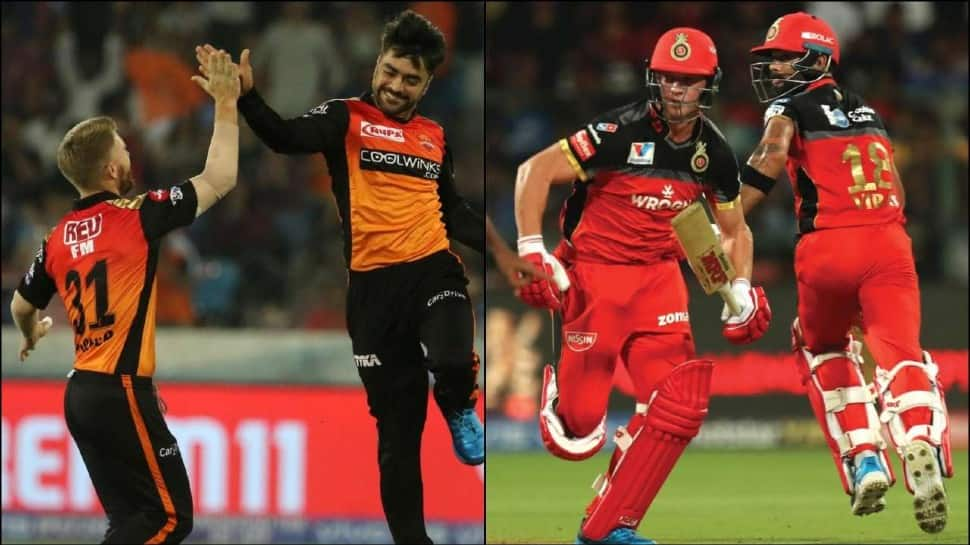 IPL SRH vs RCB: Rashid's battle with Glenn Maxwell, AB de Villiers to take centrestage