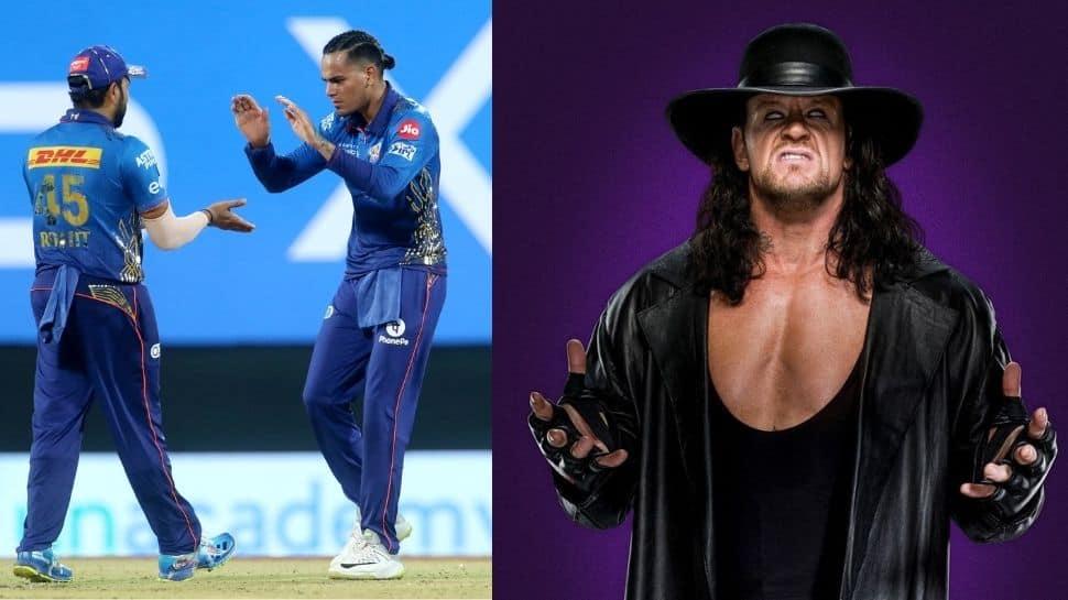IPL 2021: Virender Sehwag hilariously compares Mumbai Indians to Undertaker