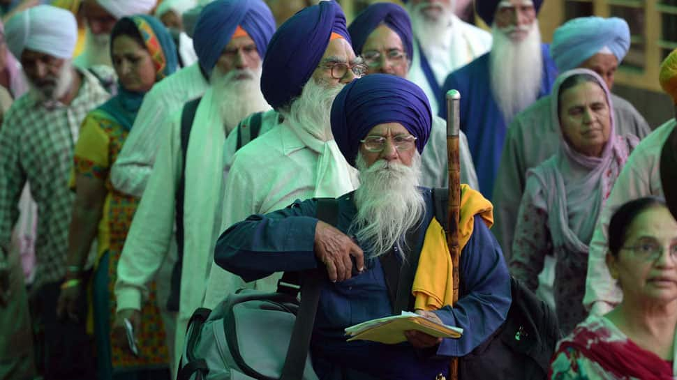 Indian Sikh pilgrims visiting Panja Sahib Gurudwara in Pakistan are safe: SGPC