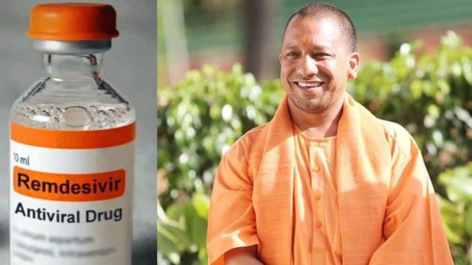 Gujarat extends helping hand to Uttar Pradesh, gives 25,000 vials of Remdesivir for COVID treatment