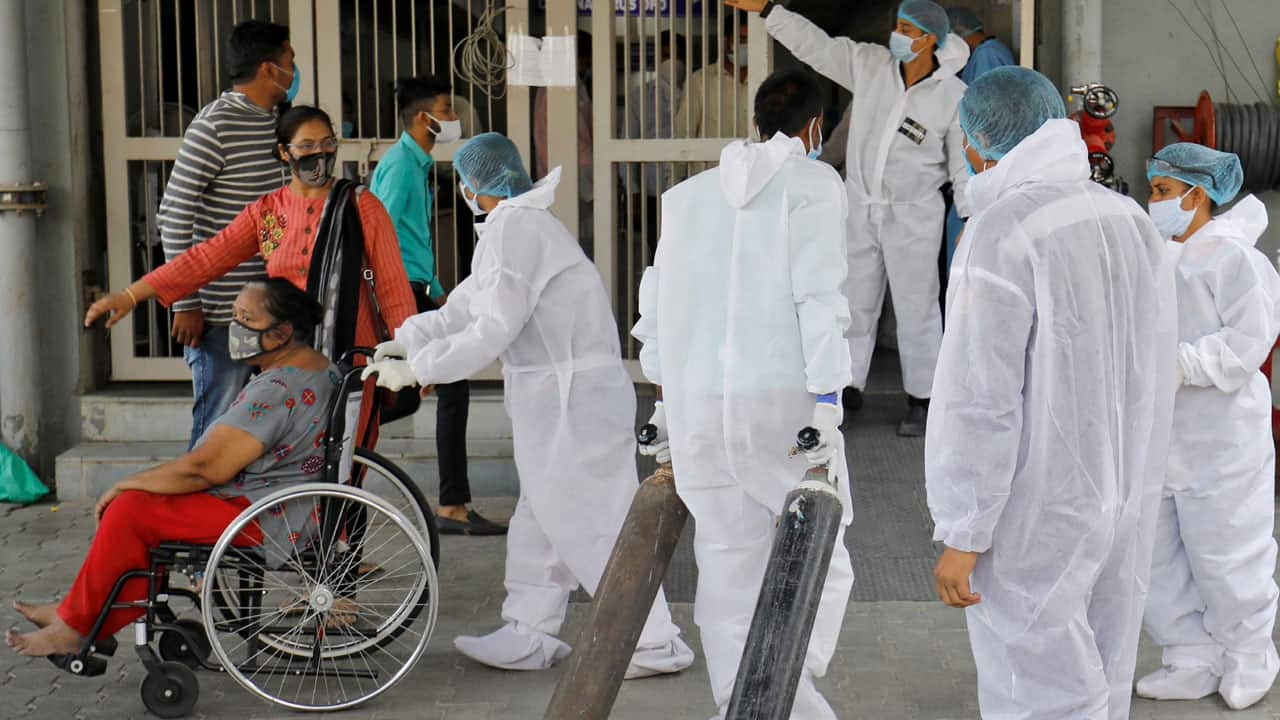 Amid COVID-19 surge, Centre to import 50,000 MT of medical oxygen