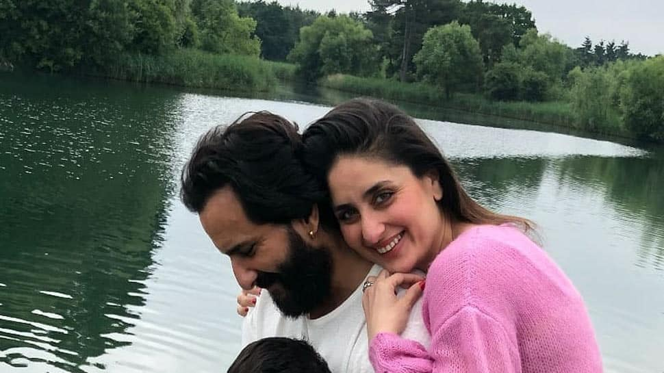 Kareena Kapoor reveals 3 things she takes to bed - Saif Ali Khan, a bottle of wine and...