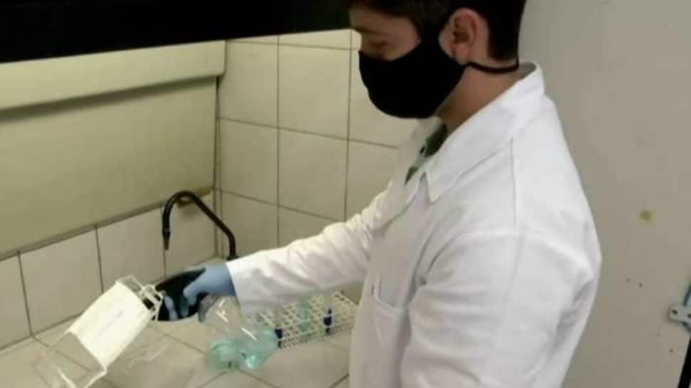 5 lab technicians test COVID-19 positive, shocker for Noida residents