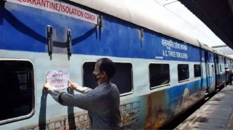 Delhi registers record-high coronavirus cases, requests Railways to deploy COVID-care coaches