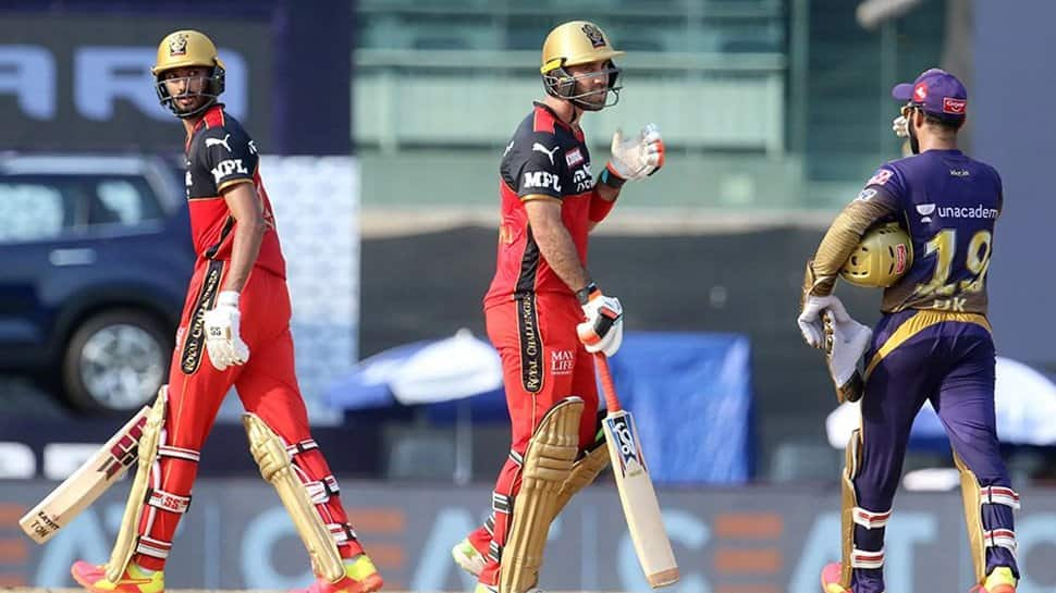 IPL 2021 RCB vs KKR: Royal Challengers Bangalore complete hat-trick of wins, Kolkata Knight Riders continue to struggle