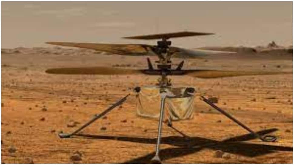 NASA's 'Wright Brothers' moment on Mars after Ingenuity's first successful flight - Watch