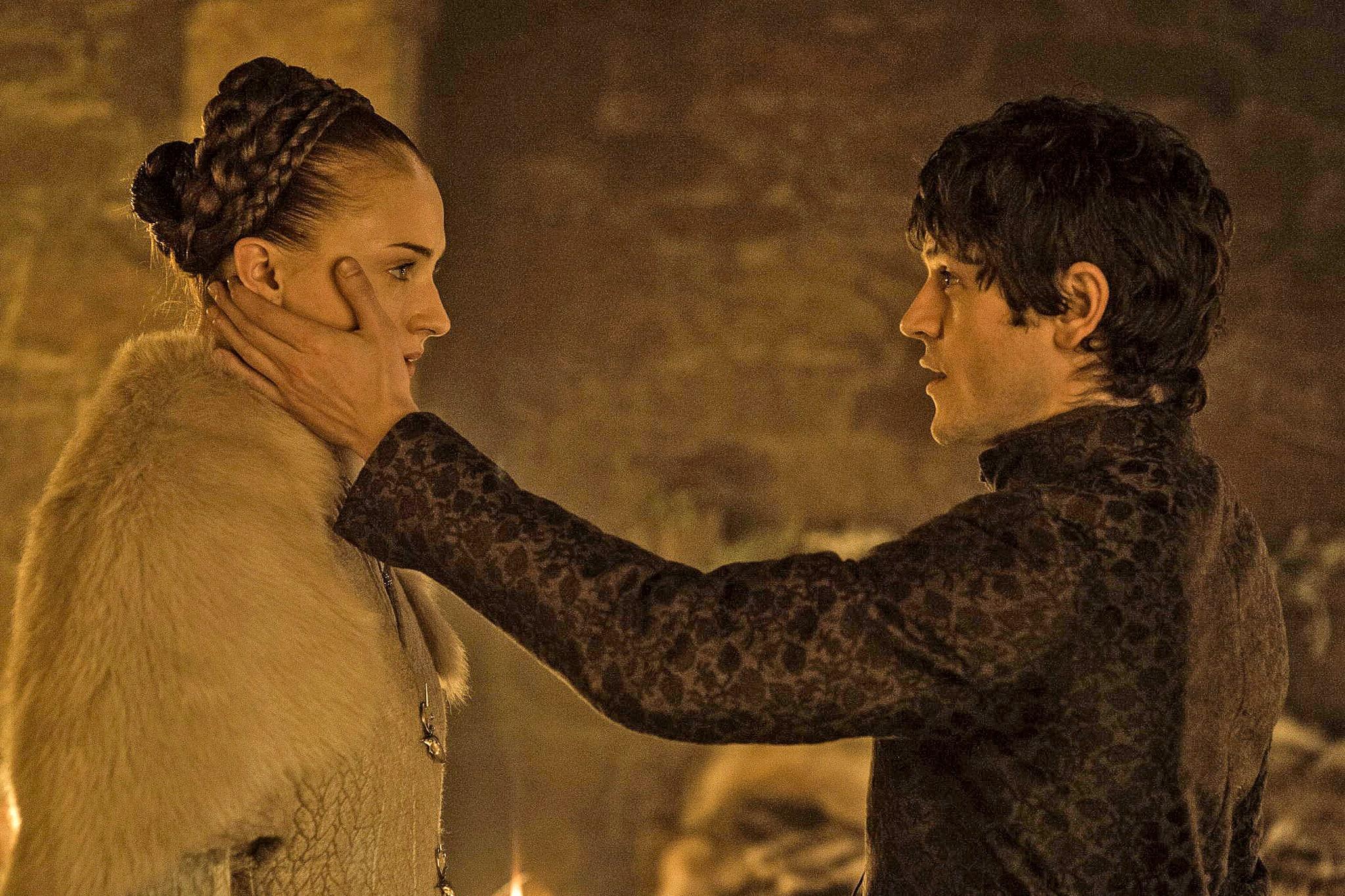 Sansa Starks rape by Ramsay