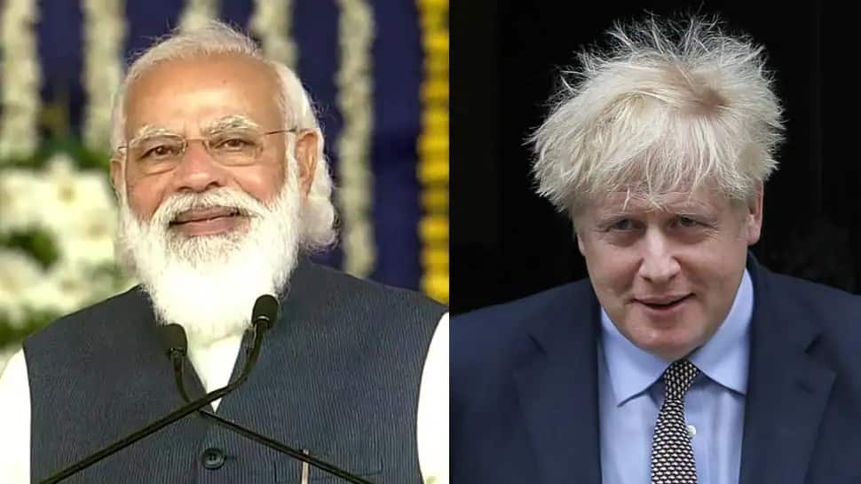 UK PM Boris Johnson to virtually interact with PM Narendra Modi due to surge in global COVID-19 cases