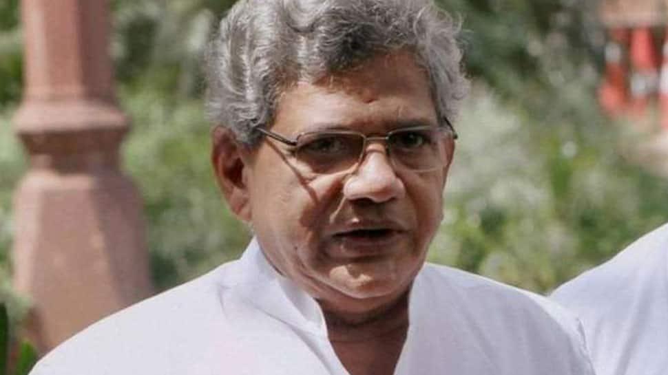 CPI-M leader Sitaram Yechury's son Ashish dies of COVID-19 at Gurgaon hospital