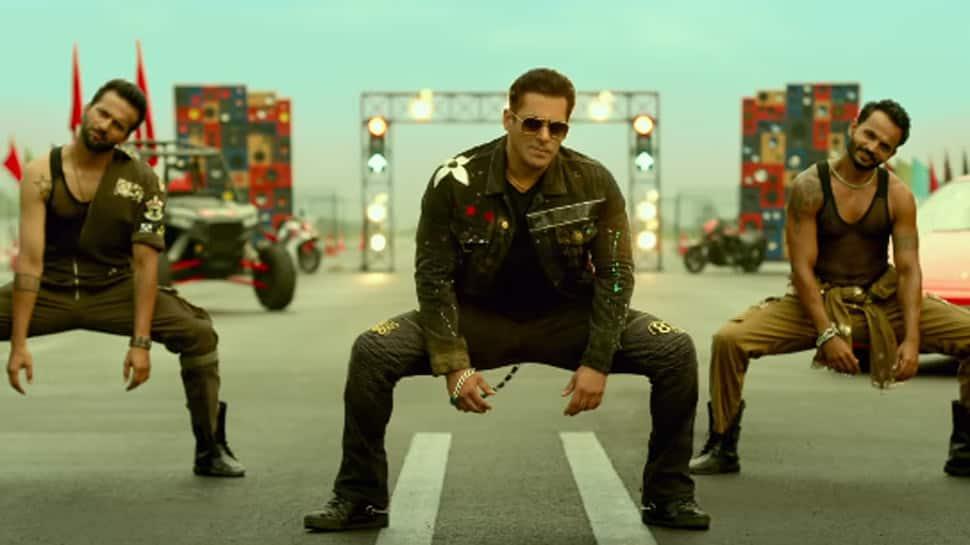 Radhe trailer: Salman Khan's 'seeti-maar' dialogues, Disha Patani's sizzling presence to watch out for - Watch