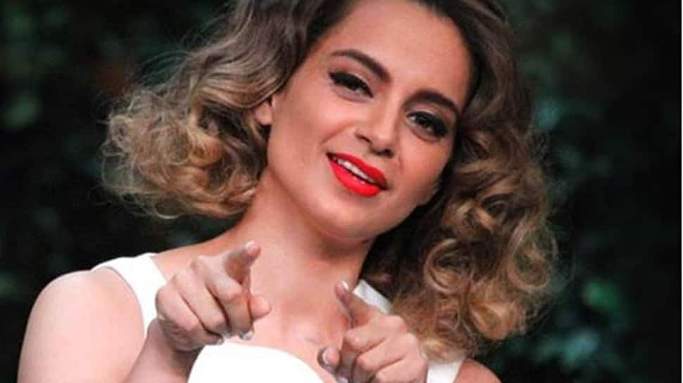 Kangana Ranaut courts debate over COVID vaccine tweeting, based on netizens want it 'funny'!  |  Buzz News
