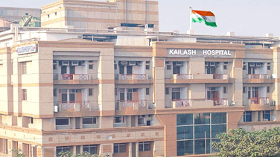 Kailash Hospital in Noida left with just 3-4 hours of oxygen supply, no new COVID-19 patient being admitted