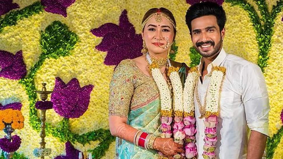 Tamil actor Vishnu Vishal and stunning bride Jwala Gutta's wedding video goes viral - Watch